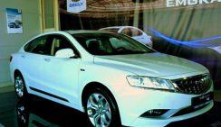 Emgrand GT — за рулем совершенства
