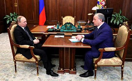 Саратовский губернатор получил «добро» от президента