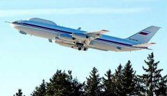 Зачем засекреченный самолет судного дня выставили напоказ