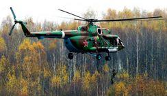 Ми-8 нарасхват между Белоруссией и Таиландом