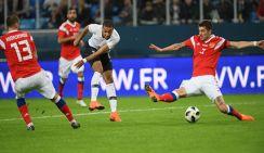 Российских болельщиков обвинили в проявлении расизма на матче с Францией