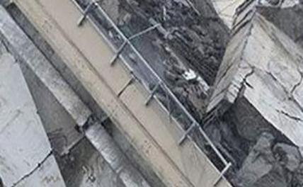 В Мордовии рухнул автодорожный мост
