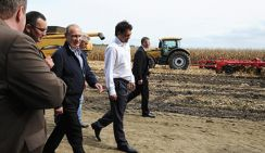 Как на Кубани от Путина прятали фермеров и долгострой