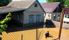 Ставрополье ушло под воду, губернатор призвал к патриотизму