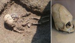 В Крыму нашли древнюю «могилу инопланетянина»