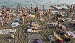 Названо количество отдохнувших в Крыму
