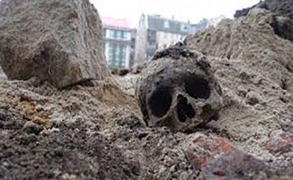 В горах Крыма нашли средневековый некрополь