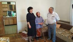 Долгожительница из Адыгеи справила день рождения