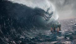 На Крым надвигается новый шторм