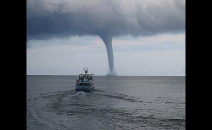 На юге России ожидаются ураганы